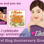 giveaway alert: one proud momma first blog anniversary!