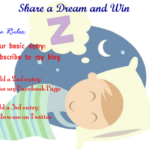 giveaway alert: share a dream + win