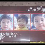our christmas card 2011