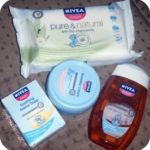 product review: nivea baby products