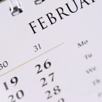 of valentines + leap years
