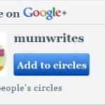 how to make a google+ widget
