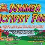 where-to-weekend: fun ranch summer activity fair