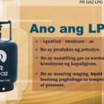 of lpg basics + safety tips