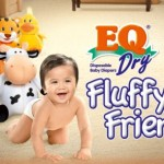 freebie alert: eq dry diapers' fluffy friends promo