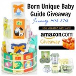 Born Unique Baby Guide Giveaway Event Sign Up