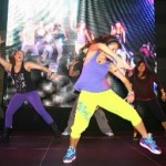 Uratex employees works it (out)—even on a weekend—with Zumba