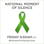 A National Moment of Silence for the victims of Sandy Hook Elementary School tragedy