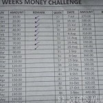 The 52-Week Money Challenge
