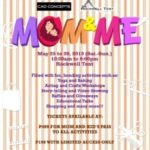 Mom & Me Mother's Day Event at Rockwell Tent + A Giveaway