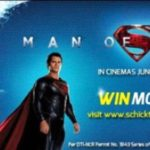 Join Schick Razor's Man of Steel Promo
