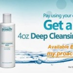 Pay With Your Credit Card + Get A Free Deep Cleansing Wash!