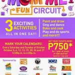Mums + Kids Conquer The Metro With Mom And Me Fun Circuit