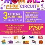Win Tickets To The Mom & Me Fun Circuit Here!