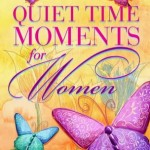 "Christmas Gift Ideas For Mums #5:""Quiet Time Moments For Women"" by Catherine Martin"