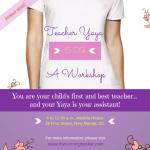 {Where-To-Weekend} Teacher Yaya: A Workshop
