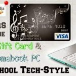 Back To School Tech-Style Blogger Sign-Up