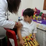The Little One's Latest Pedia Visit