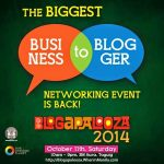 Blogapalooza 2014:The Biggest Business To Blogger Networking Event Is Back!