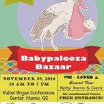 Where-To-Weekend: Check Out The Babypalooza 2014