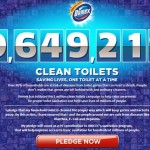 Domex's One Million Clean Toilets Movement