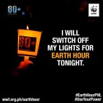 Do Not Forget To Switch Off Your Lights For Earth Hour 2015