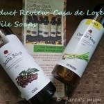 Product Review: Casa de Lorenzo's Coffee Dark + Lemongrass Manila Castile Soaps