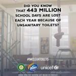 Join The #1MCleanToilets Movement + Help Solve Global Toilet Sanitation Problem