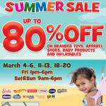 Get Up To 80% Off On Toys + Other Stuff At The Kids Craze Summer Sale 2016