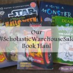 Our #ScholasticWarehouseSale Book Haul