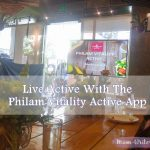 #LiveActive With The Philam Vitality Active App