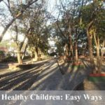 Healthy Children: Easy Ways To Get Your Kids Moving