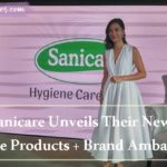 Sanicare Unveils Their New Brand Ambassador + Baby Care Product Line