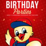 Make Your Little One's Birthday More Special With #KiddiePartyToTheMax