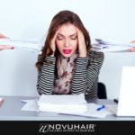 Tips + Tricks To Keep Stress At Bay + Care For Your Mane