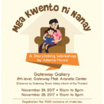Mum Reads: Celebrate National Reading Month With Adarna House + The Gateway Gallery