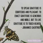 Thankful Thursday: Of Living Life With Gratitude