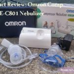 Product Review: Omron Comp Air NE-C801 Nebulizer