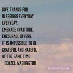 Thankful Thursday: Of Gratitude + Everyday Blessings