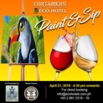 Paint and Sip in Tagaytay: An Art Workshop with a Heart