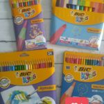 Mum Finds: A Collection of BIC® Coloring Products Designed Especially For Kids