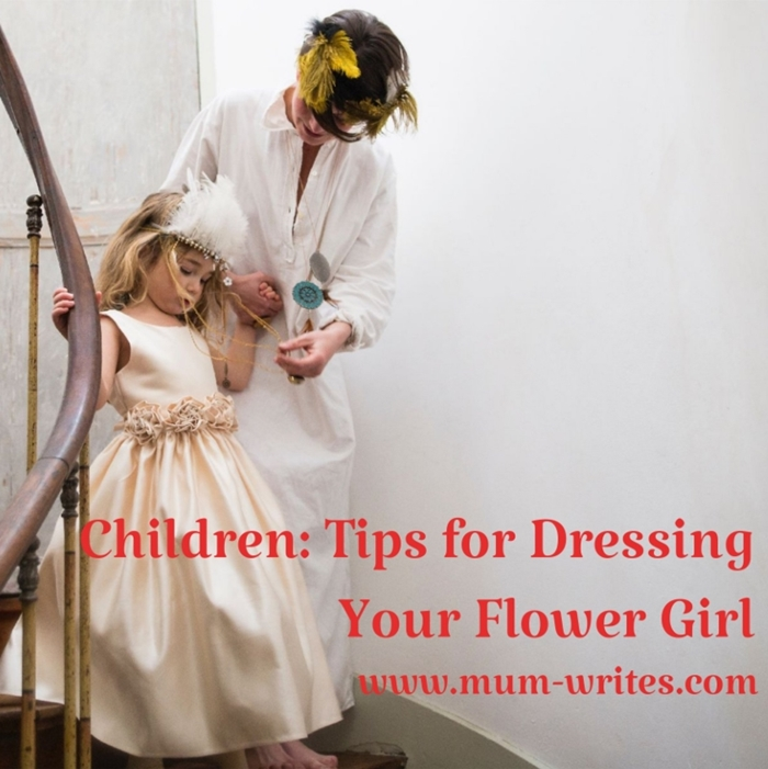 Children: Tips for Dressing Your Flower Girl