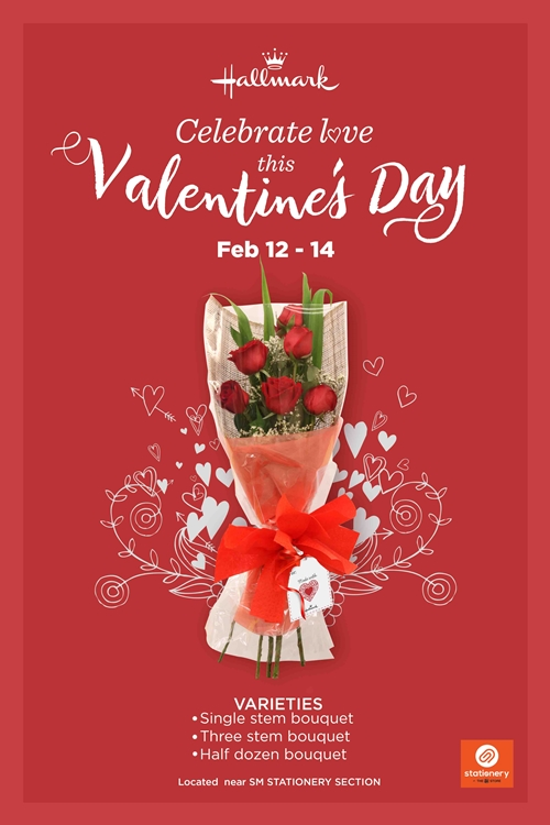 announcements, promos, promos in the Philippines, press release, Valentine's Day