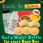 Mum Eats: Welcome Back the School Year with Cindy's Baon Pack!