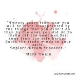 Mum Inspires: Explore, Dream, + Discover