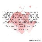 Mum Inspires: Explore, Dream, + Discover