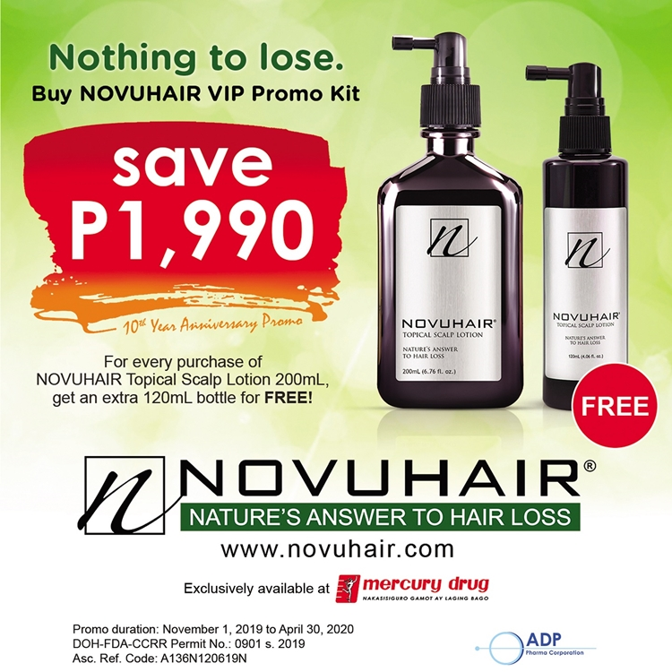 mum finds, products and brands, health and beauty, hair products, natural hair care products, promos in the Philippines, promos, press release