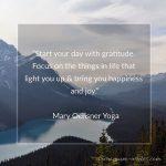 Mum Inspires: Of Gratitude + Happiness