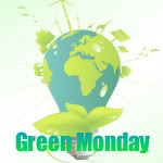green monday: a carbon positive blog
