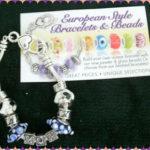 giveaway alert: win a mom blue bracelet